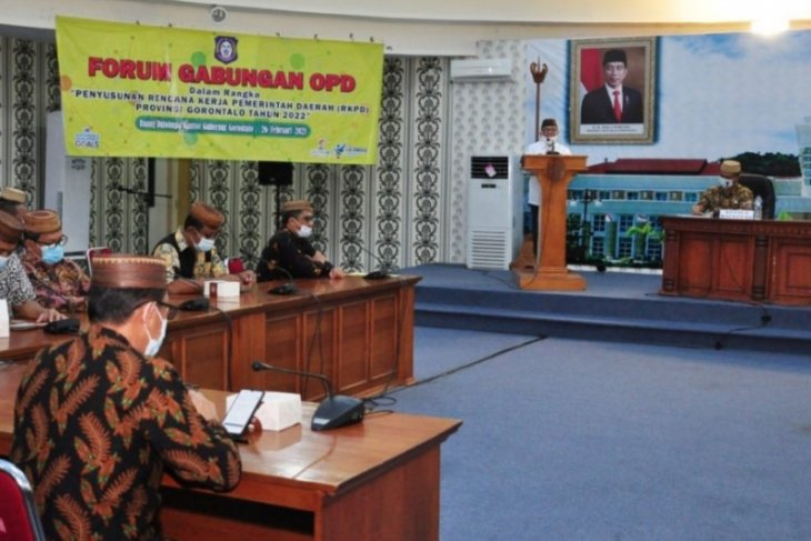 Pemprov Gorontalo kejar target RPJMD 2017-2022