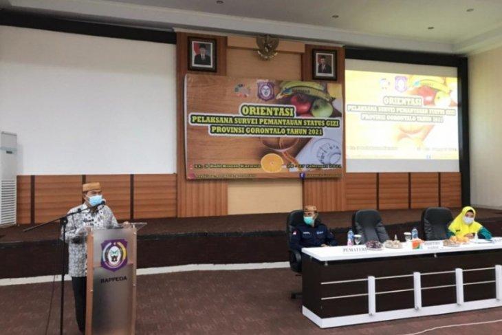 24 enumerator akan terjun mendata status gizi di Gorontalo