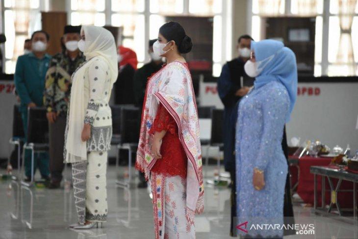 Putri Presiden Jokowi dilantik sebagai Ketua PKK dan Dekranasda Medan