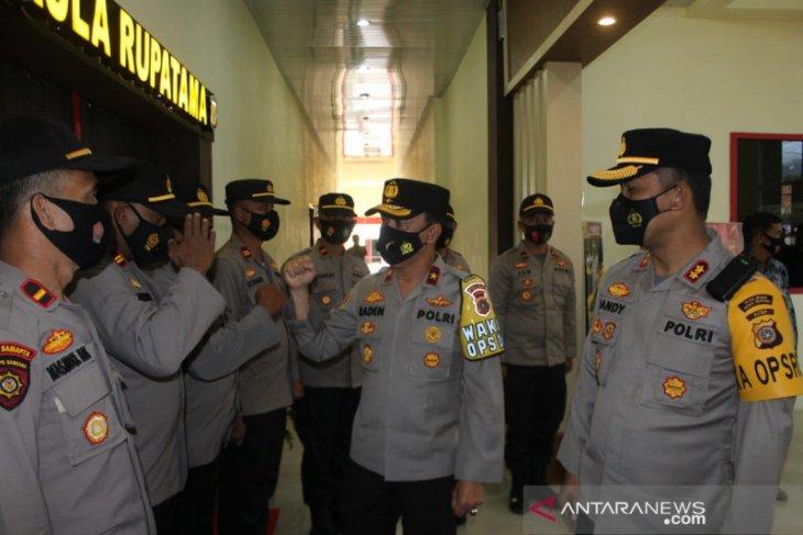 Wakapolda Aceh ingatkan tentang mirsa dan tes psikologi pemegang senpi