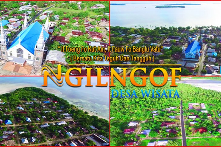 Bupati Malra apresiasi wisata virtual Desa Ngilngof