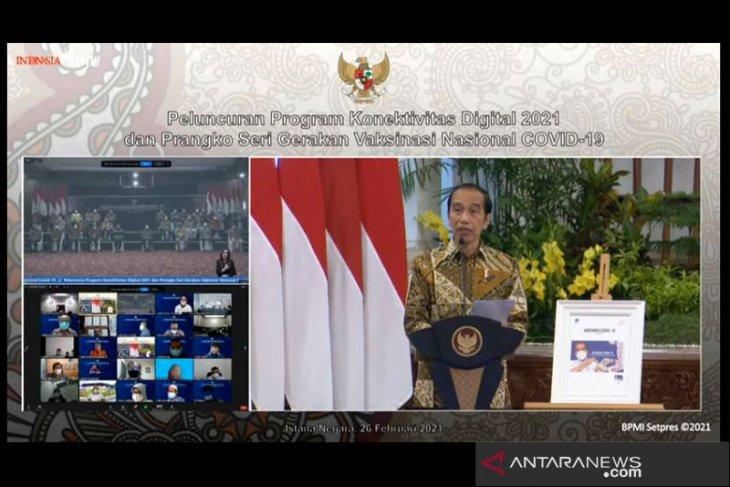 Digital connectivity must espouse national sovereignty: Jokowi