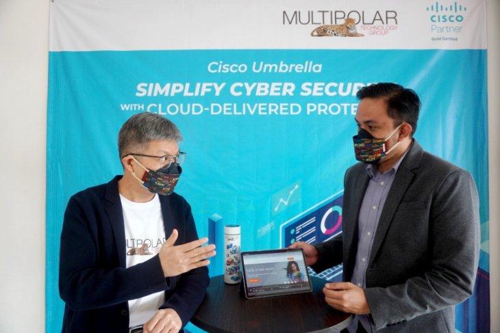 Multipolar Technology perkuat jaringan dengan Cisco Umbrella