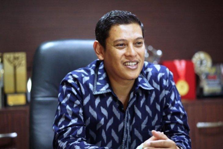 Wali Kota Kediri ucapkan selamat atas pelantikan Bupati Dhito