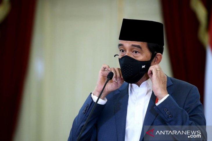Presiden Jokowi minta dukungan NU sukseskan vaksinasi massal