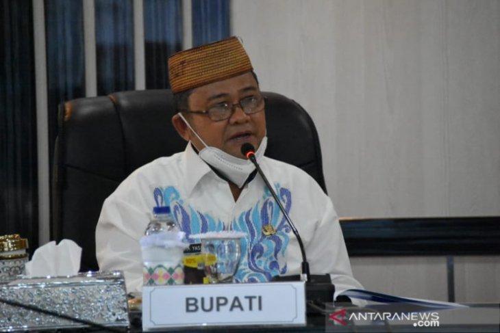 Capaian vaksinasi COVID-19 di Gorontalo Utara tembus 98,30 persen