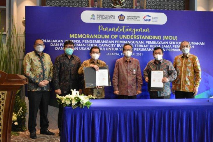 PII-SMF dorong proyek skema KPBU bagi infrastruktur perumahan