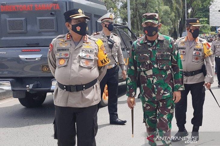 Kapolda pastikan sinergitas TNI-Polri di Kalsel tetap solid