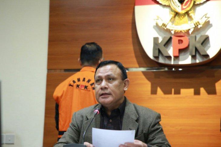 Ketua KPK sebut periksa dulu yang terkait OTT Sulsel, baru  umumkan tersangka