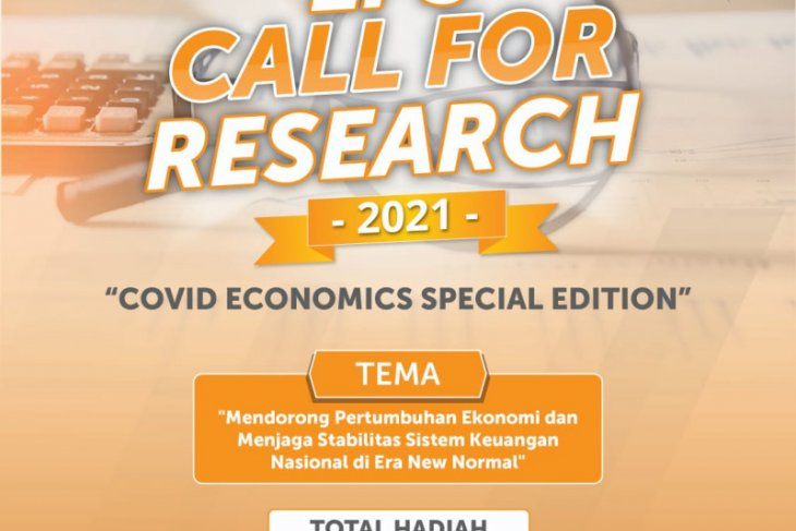 Perkuat riset, LPS kembali gelar Call for Research 2021