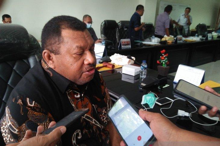 DPRD Maluku awasi proyek pemasangan internet di 11 kabupatenkota