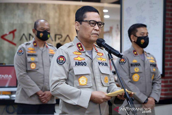 Bareskrim Polri hentikan penyidikan  kasus 6 Laskar FPI