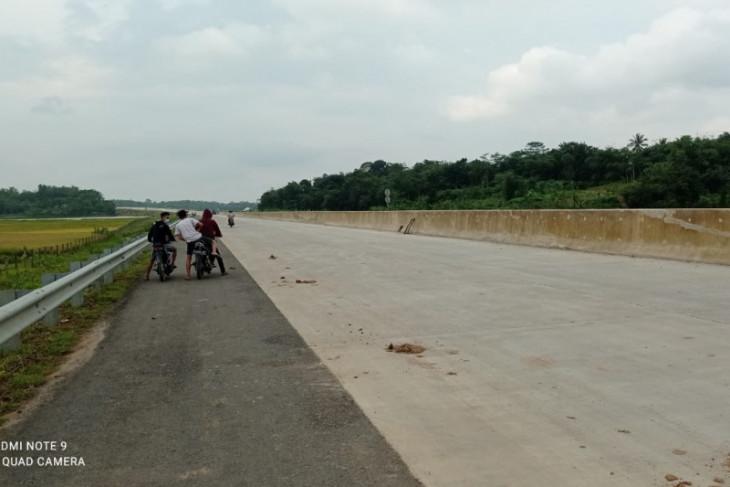 DPUPR Lebak apresiasi jalan tol Serang-Panimbang berdampak tumbuhkan ekonomi