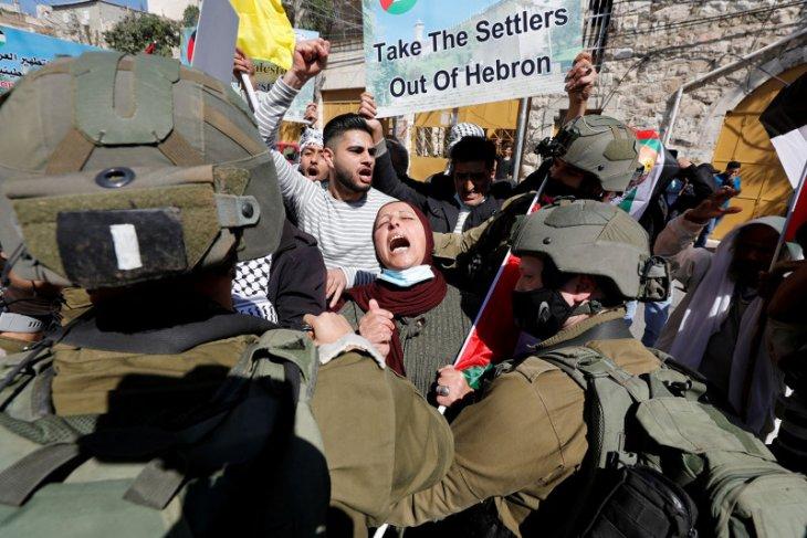 Pasukan Israel tahan 14 warga Palestina dari berbagai wilayah - ANTARA News Jawa Timur