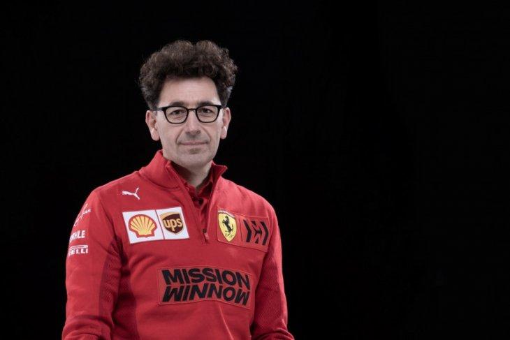 Potensi kecepatan mobil F1 Ferrari 2021