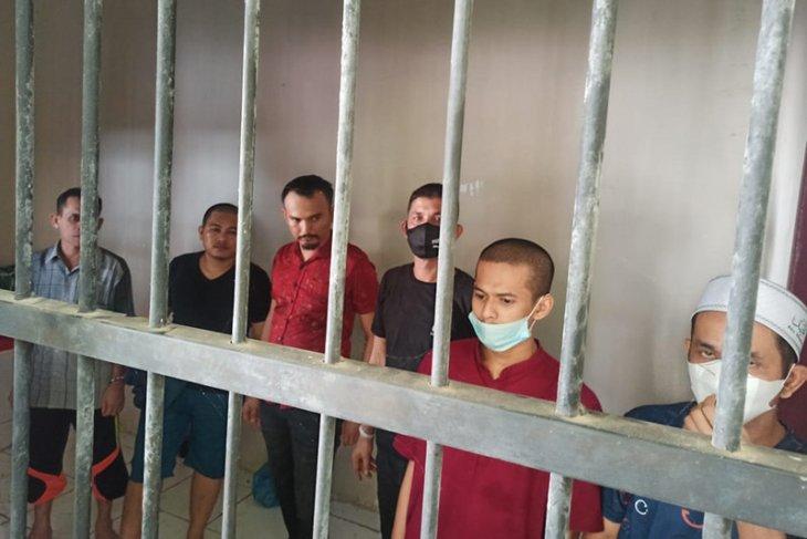 Kejari Aceh Timur terima pelimpahan perkara 81 kilogram sabu-sabu