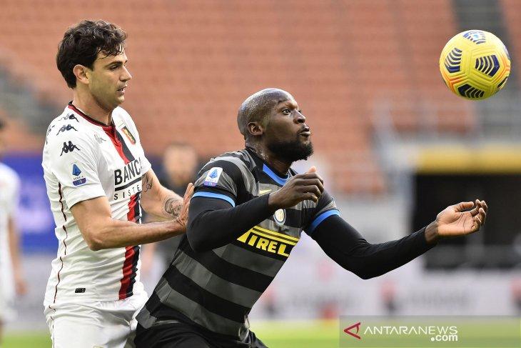 Liga Italia: Inter tundukkan Genoa 3-0 untuk unggul tujuh poin atas Milan
