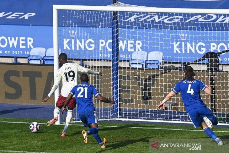 Arsenal petik kemenangan atas Leicester 3-1
