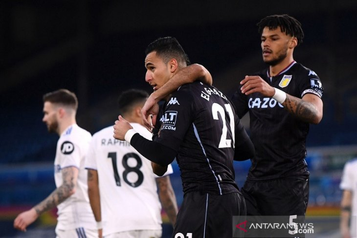 Aston Villa menang di markas Leeds