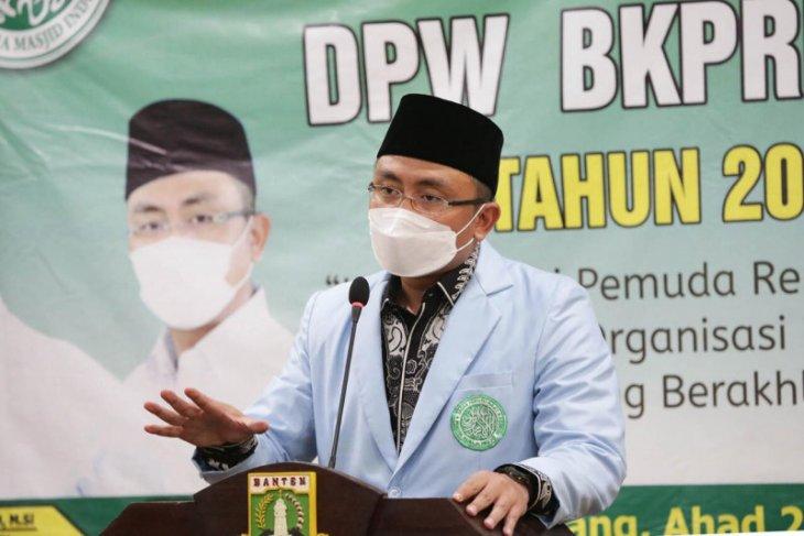Wagub Banten ajak remaja masjid lawan COVID-19