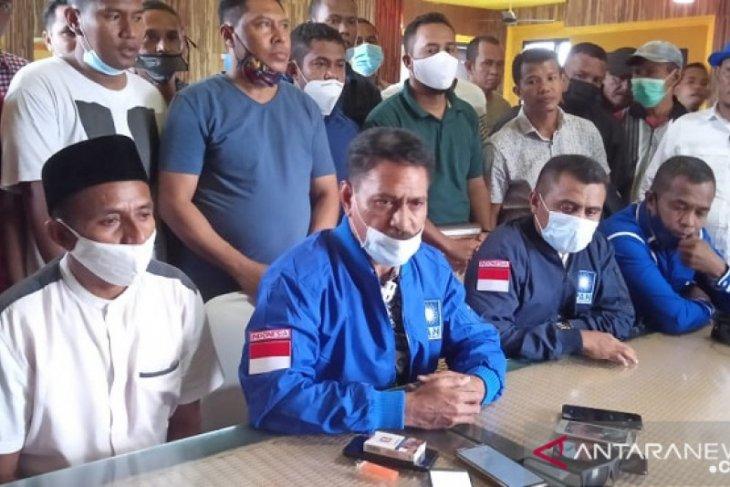 Wahid Laitupa konsolidasi pemantapan internal PAN Maluku menuju 2024