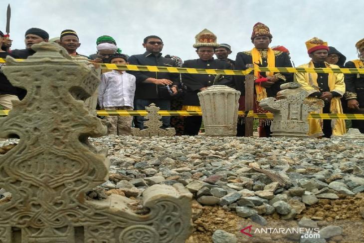 BPCB awasi pembangunan IPAL Banda Aceh di lokasi situs sejarah