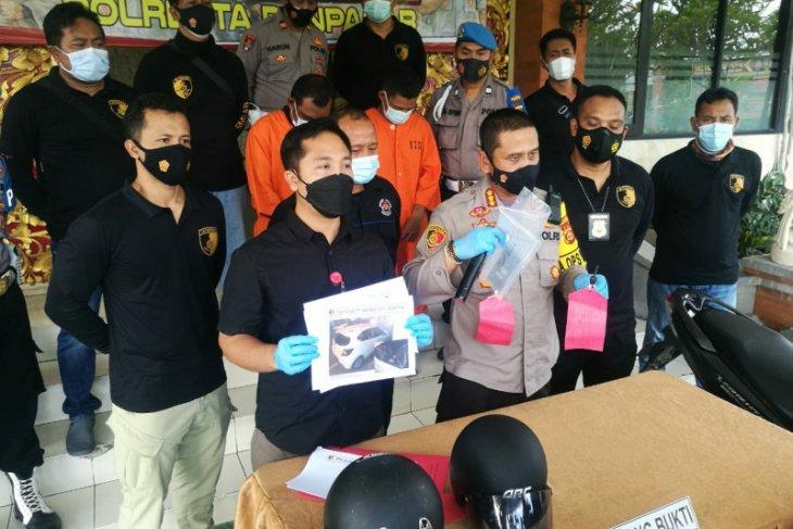Polisi Denpasar tangkap pelaku curat belasan TKP