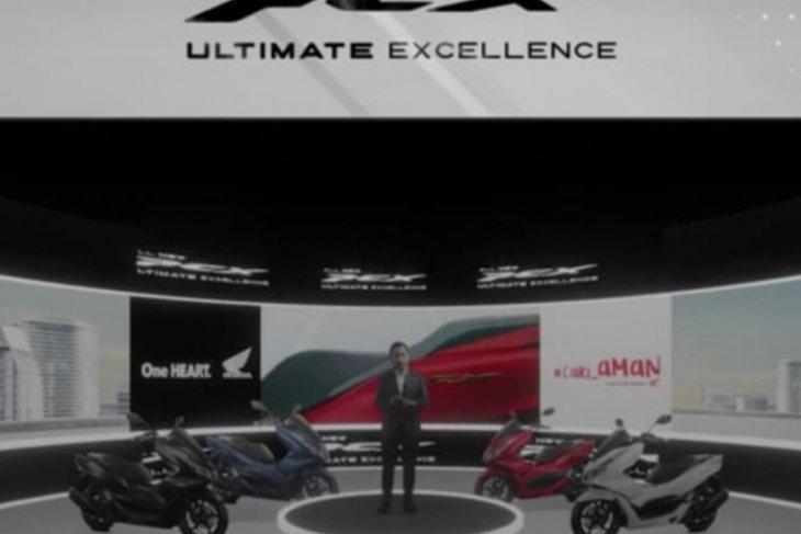 All New Honda PCX160 resmi diluncurkan di Kalbar