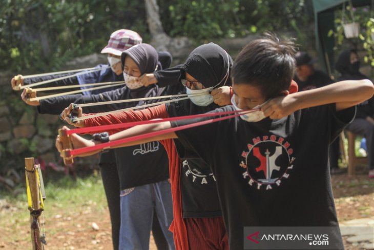 Banjarmasin govt supports traditional sports places to be multiplied