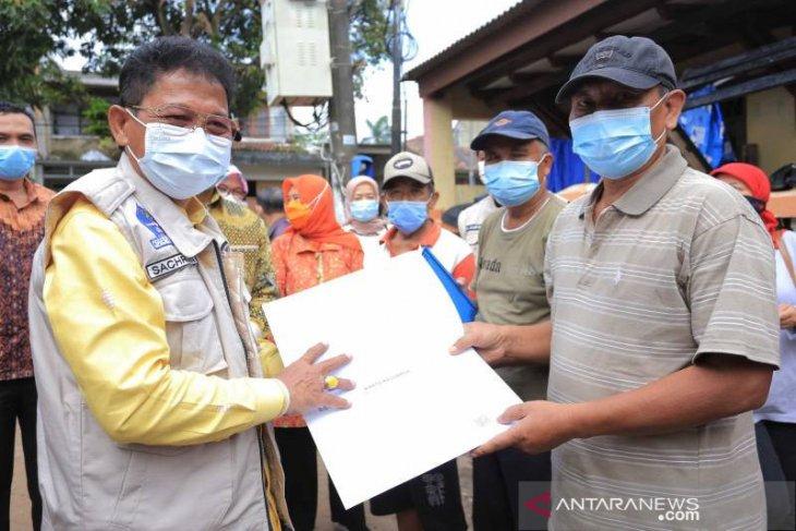 Pemkot Tangerang siap layani penggantian dokumen hilang akibat banjir