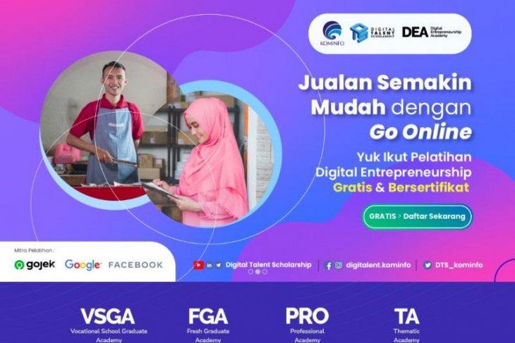 Kominfo-ITB STIKOM Bali dorong digitalisasi UMKM di Bali melalui DTS-2021