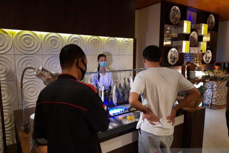 Kampung Mina, manjakan lidah penggemar seafood di resto mewah