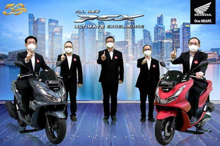 Mulai dipasarkan di Aceh, Honda target All News PCX 500 unit per bulan