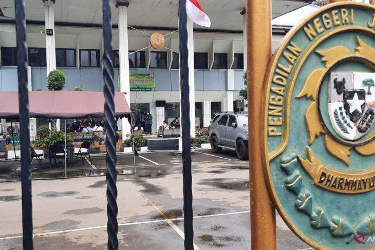 PN Jakarta Selatan agendakan pembacaan permohonan praperadilan Rizieq