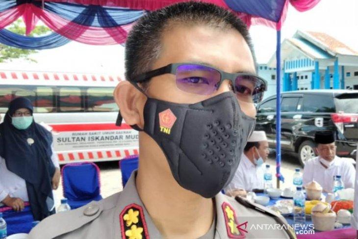 Polisi selidiki penyebab kebakaran lahan di Nagan Raya