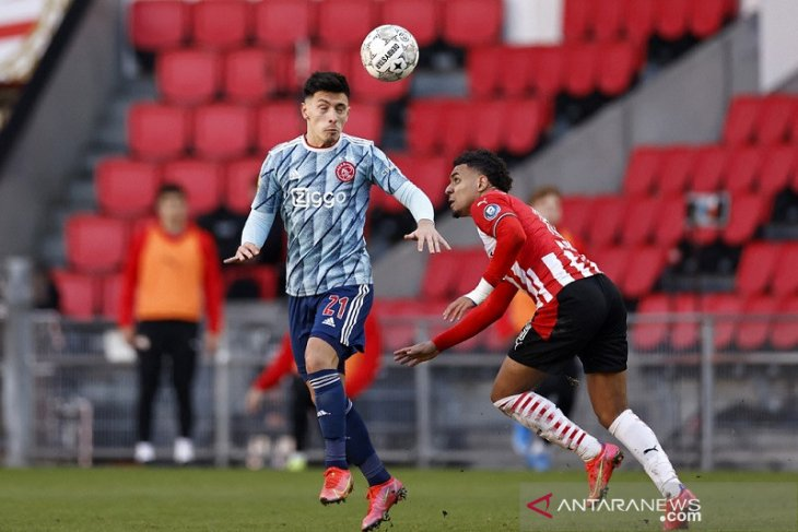 Klasemen Liga Belanda, hasil De Topper kukuhkan posisi Ajax di puncak