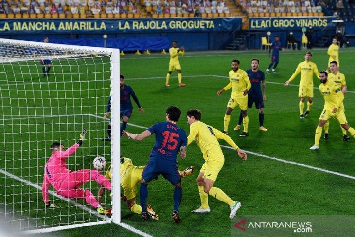 Gol bunuh diri warnai kemenangan Atletico Madrid di Villarreal