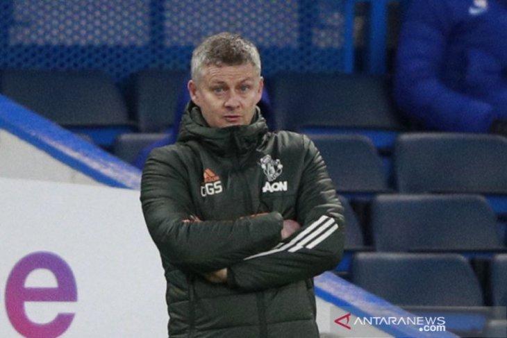 Solskjaer bermain imbang lawan Chelsea