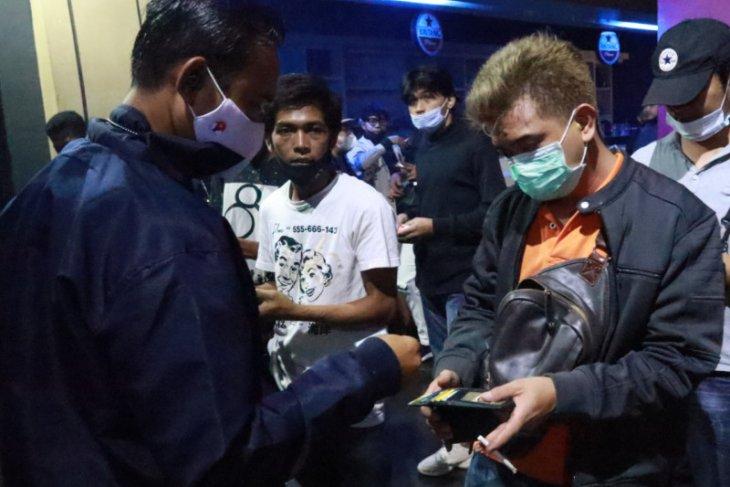 Polda Malut intensif razia tempat hiburanmalam  antisipasi peredaran narkoba