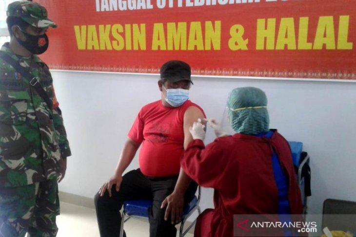 Vaksinasi nakes Rejang Lebong capai 59 persen