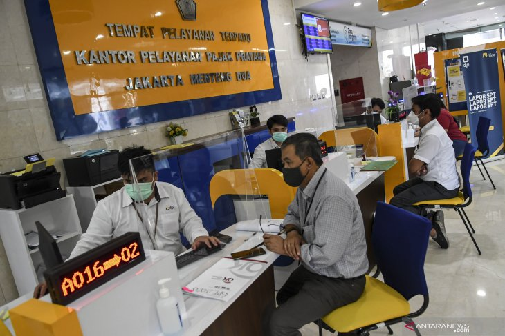 DJP tunjuk delapan pemungut baru  pajak digital