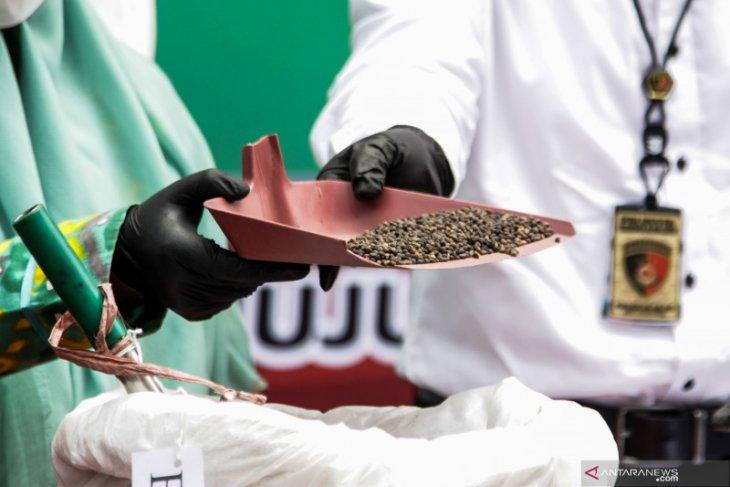 Polresta Sidoarjo ungkap perederan produk hortikultura ilegal