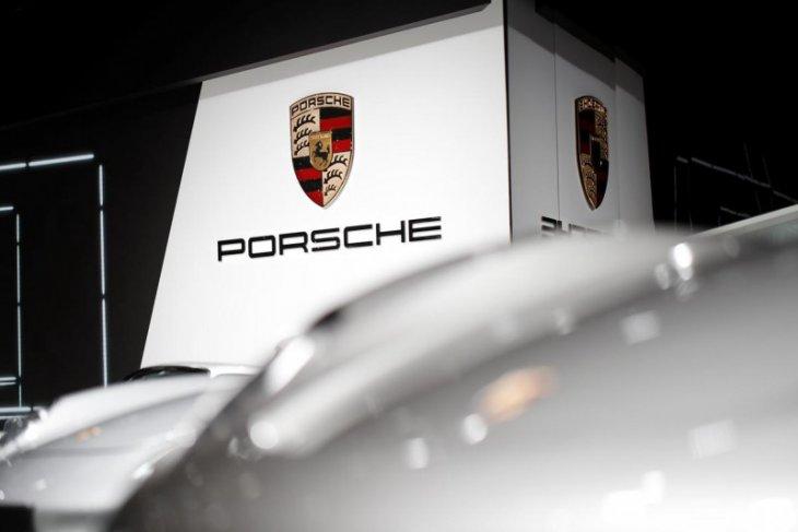 Porsche andil dalam pembuatan supercar listrik Rimac