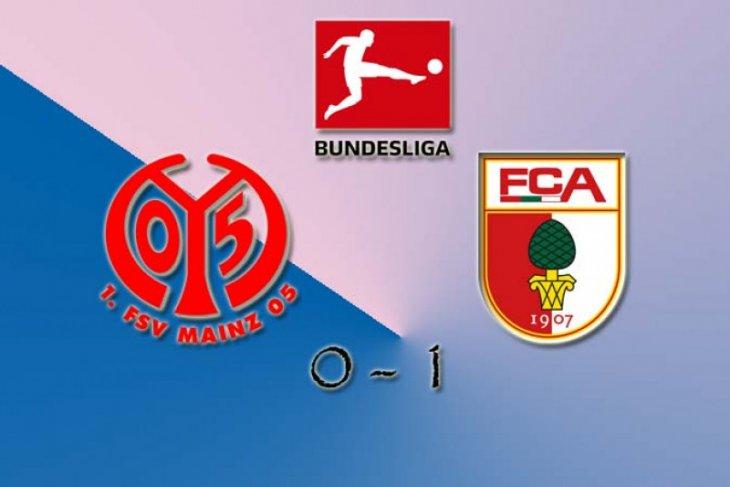 Gol semata wayang Hahn jadi kunci kemenangan Augsburg di markas Mainz