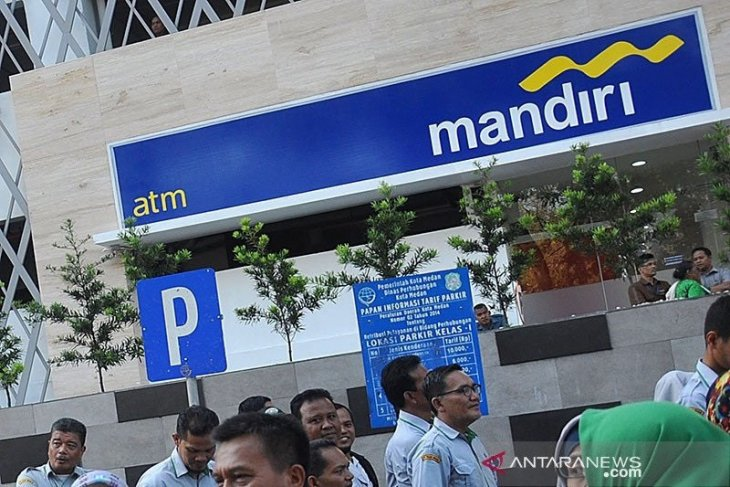 Bank Mandiri turunkan suku bunga kredit