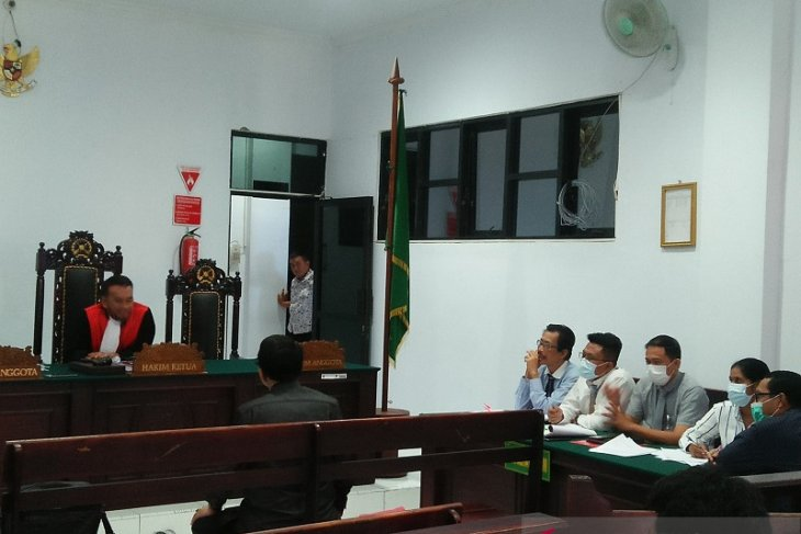 Hakim PN Ambon tolak permohonan praperadilan Fery Tanaya