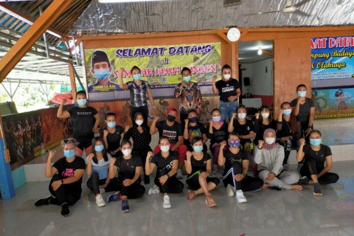 Sanggar Jampi Kangen gagas pertemuan seniman se Kota Tangerang