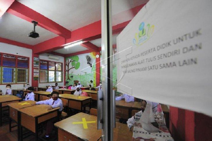 Pembelajaran tatap muka di Kota Jambi