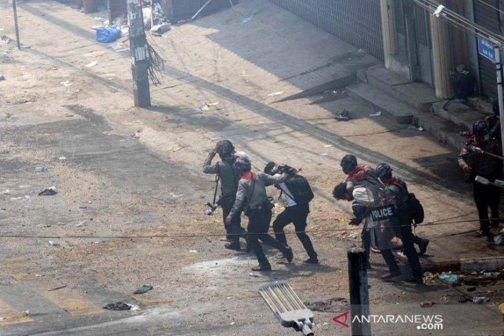 10 polisi Myanmar tewas dalam serangan tentara etnik