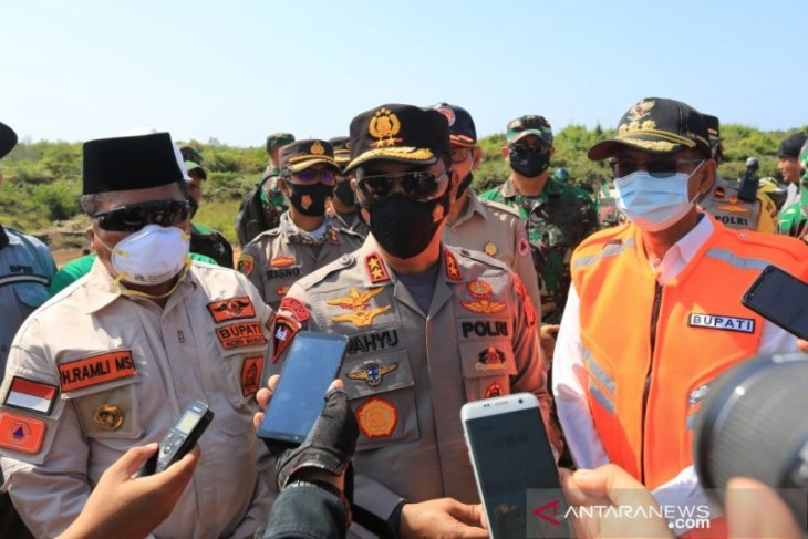 Kapolda tegaskan Karhutla di Aceh akibat dibakar